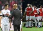 El Arsenal se la juega ante el peor rival posible: el Bayern