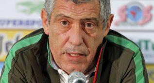 """""""Portugal jugará con un 4-4-2 para potenciar a Cristiano"""""""