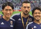 """Ricardo: """"En Japón hay porteros con actitud y buen nivel"""""""