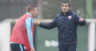 Valverde se lleva a Belgrado a los 19 que ya viajaron a Riazor