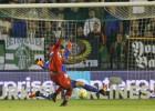 La unión en ataque: Sergio ya cuenta con siete goleadores