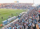 Huelva se moviliza para evitar la muerte del Recre