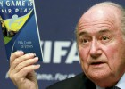 Blatter y la FIFA no creen a la DFB sobre Alemania 2006