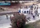 Detenidas 7 personas por la pelea antes del Cádiz B-Xerez