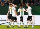 El lanzado Gladbach preocupa a una Juventus sin Khedira