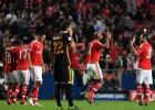 Jonas y Luisao colocan al Benfica como líder en solitario