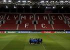 Olympiacos es favorito y, si gana, acariciará los octavos