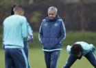 Mourinho da por bueno el empate ante el Dinamo