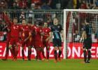 El Bayern no se apiada y golea a un Arsenal que no apareció