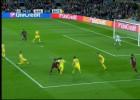 El árbitro tardó en pitar el dudoso penalti a Munir