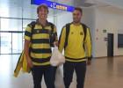 Pina se olvidó el pasaporte y el Villarreal salió tarde a Minsk