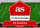 El once latinoamericano de la jornada de Champions