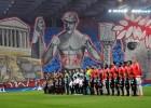 Ultras serbios atacan a croatas tras partido de Champions