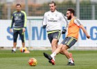Keylor es baja casi segura para Sevilla; vuelven Bale y Carvajal