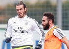 Gareth Bale y Carvajal se unen ya al grupo y viajarán a Sevilla