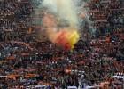 Roma-Lazio: derbi de alto riesgo con sólo 35.000 hinchas