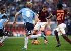 Dzeko y Gervinho definen el derbi: la Roma sigue segunda