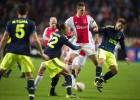 El Feyenoord y el Ajax empatan en el clásico holandés