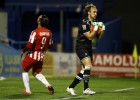 Alcorcón y Almería empatan en un partido muy abierto
