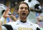 Michu rescinde su contrato con el Swansea de mutuo acuerdo