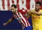 Las bajas en defensa ponen a prueba la solidez del Atlético