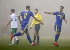 Irlanda encuentra un empate en la niebla bosnia de Zenica