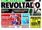 El Benfica quiere a Siqueira en enero, según Record