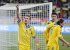 Ucrania acaricia el pase a la Euro