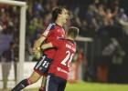 Osasuna se aúpa al liderato y deja tocado al Mallorca