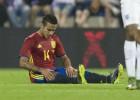 Thiago, al menos 3 semanas de baja por la lesión de rodilla
