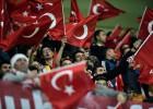 Bochorno en Turquía por la pitada al minuto de silencio