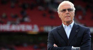 Beckenbauer critica a Rauball y Koch, interinos de la federación