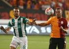 El Galatasaray se deja dos puntos en el descuento