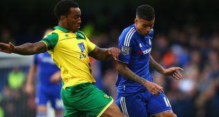 Diego Costa vuelve a marcar y le da la victoria al Chelsea
