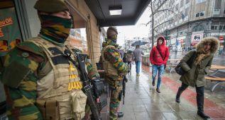Se suspenden los partidos en Bruselas por amenaza terrorista