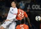El PSG gana en Lorient y ya tienen una ventaja de 13 puntos
