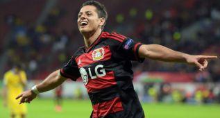 Chicharito sigue en racha: 10 goles en los últimos 7 partidos