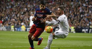Real Madrid vs Barcelona 2015