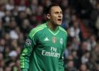 Keylor suma 874 minutos sin encajar gol en el Bernabéu