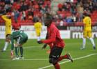 Caballero frustra la victoria del Mallorca en el minuto 78