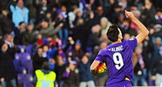 La Fiorentina sólo consigue empatar y arriesga la punta
