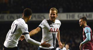 El Tottenham despierta al West Ham con una goleada dolorosa