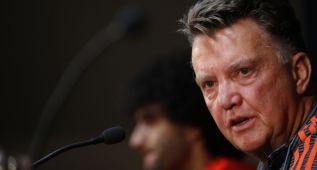 """Van Gaal sobre Cristiano: """"Hay que mantener la esperanza"""""""