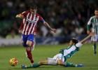 Gabi, baja contra el Espanyol por acumulación de tarjetas