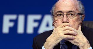 """Blatter: """"He estado a punto de morir, la presión es enorme"""""""