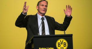 El gerente del Dortmund pide elección de Mundial por sorteo