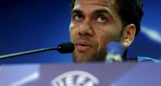 """Dani Alves: """"Al Real Madrid que le vaya mal, no, lo siguiente"""""""