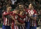 El Atlético alcanza su mejor posición desde que ganó la Liga