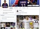 Mendes niega que Di María dé la bienvenida a CR7 en Facebook