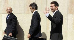La Audiencia de Barcelona será la que juzgue el 'caso Messi'